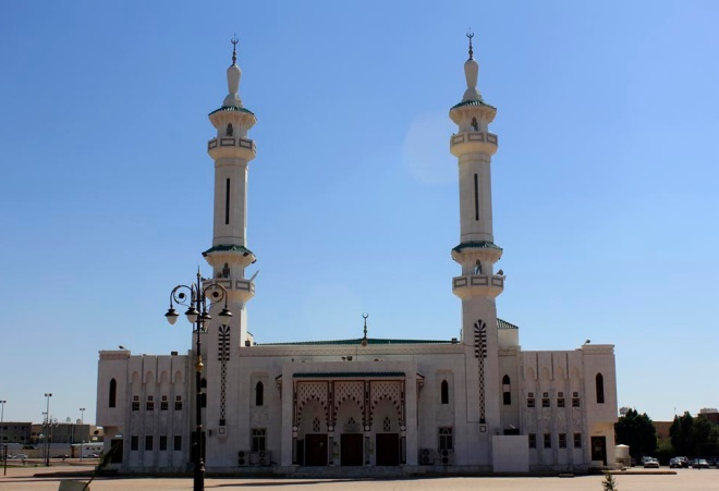 Мечеть Аль-Тавба