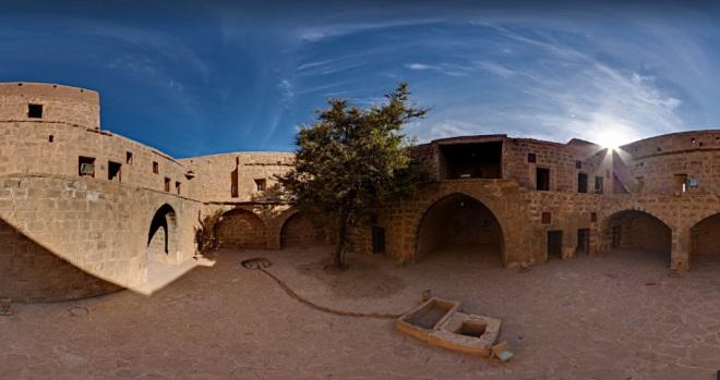 Османская крепость