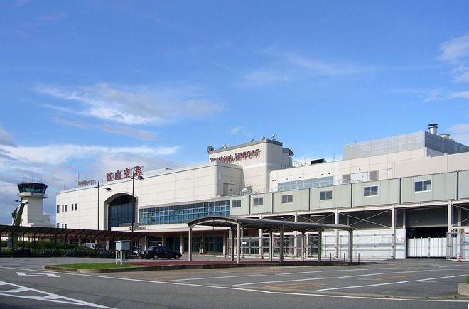 Аэропорт Тояма