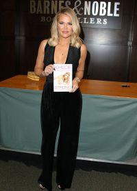 Из-за болезни она отменила призинтацию своей книги