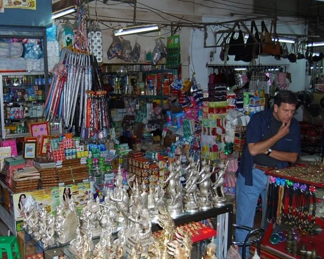 Рынок Лаоса