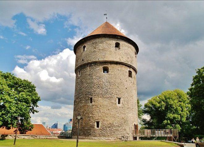 Смотровая башня Кин-ин-де-Кек