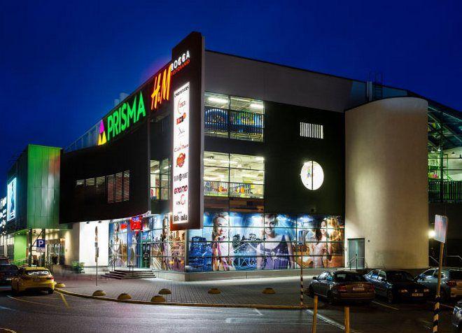 Торговый центр Rocco al Mare