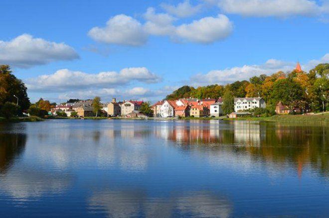 Озеро Талси