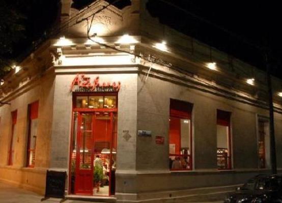 Tierra de Azafranes - один из лучших ресторанов
