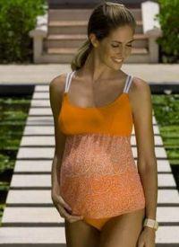 Tankini dla kobiet w ciąży7
