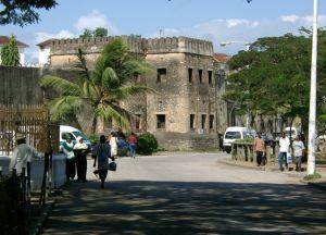 Арабский форт