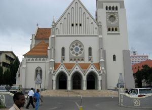 Лютеранский собор святого Йозефа Дар-эс-Салам