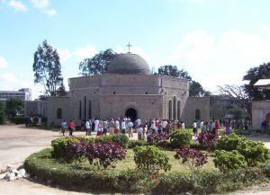 Церковь в Додоме