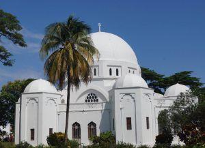 Мечеть в Стоун-Тауне