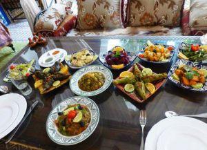 Riad Maryam Restaurant