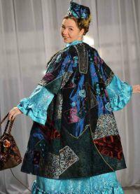 Татарски фолклорен костюм 4