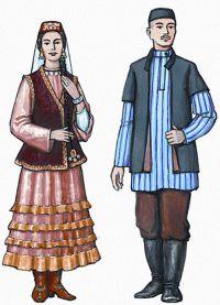 Татарски народни носии 6