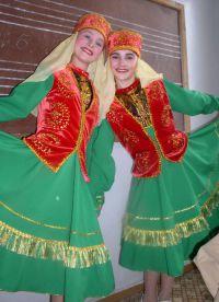 Татарски народни носии 9