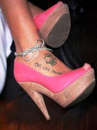 Tattoo Ayza Dolmatova 1