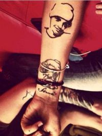 Tattoo Ayza Dolmatova 2