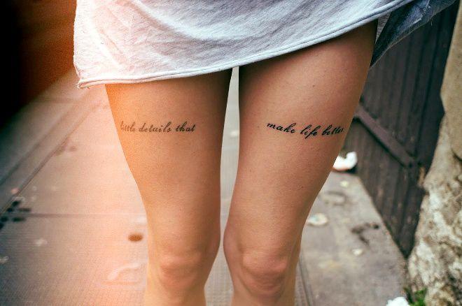 Tetovaza Na Nozi Za Djevojcice Male Tetovaze Na Nozi Natpisi