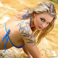 tatuaże kobiece na ramieniu 2