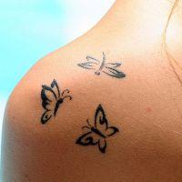 tatuaże kobiece na ramieniu 5