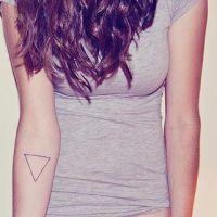 Tatuaż Trójkąta Znaczenie