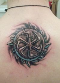 tatuaże w stylu słowiańskim7
