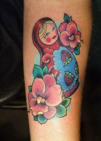 tatuaże w stylu słowiańskim9
