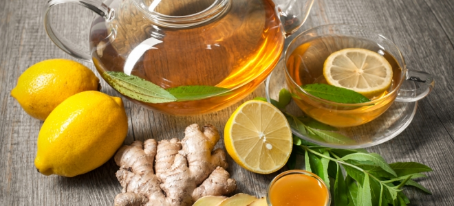 Како направити укусни чај са лимуном