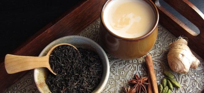 Kako narediti čaj z mlekom