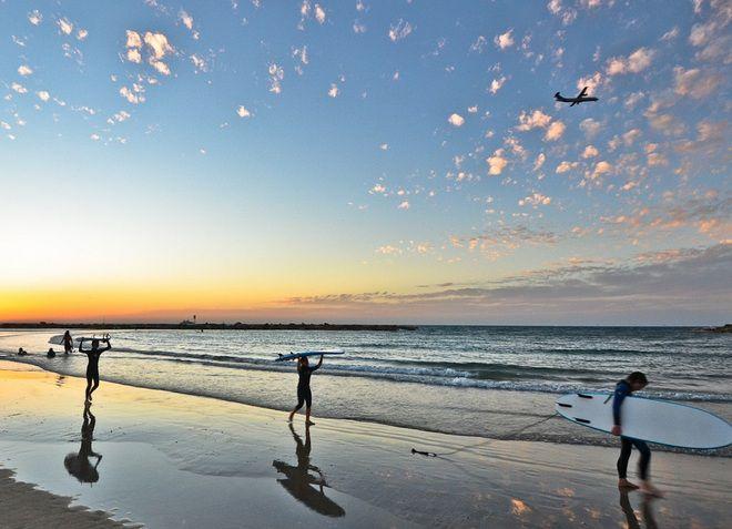 Пляж Alma