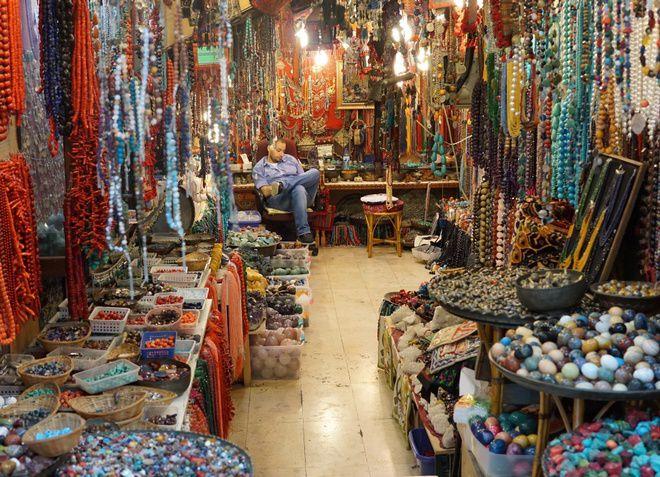 Рынок Бецалель