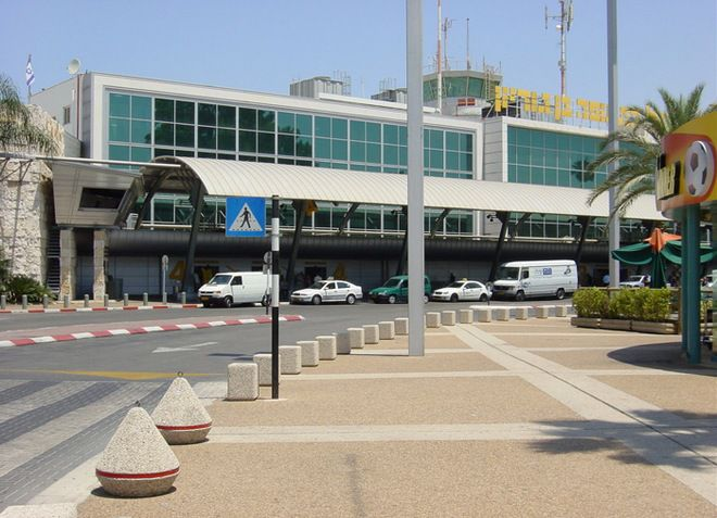 Аэропорт Тель-Авива