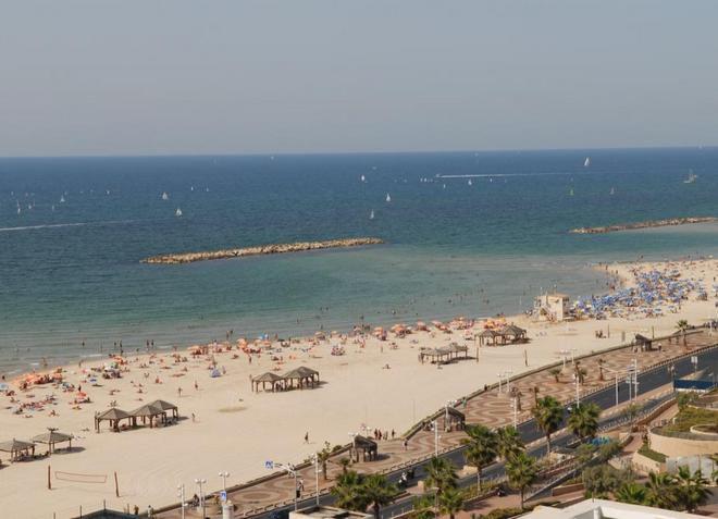 Пляж Yerushalaim Beach