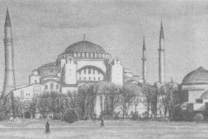 Hagia Sophia u Konstantinopolu2