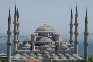 Hagia Sophia u Konstantinopolu3