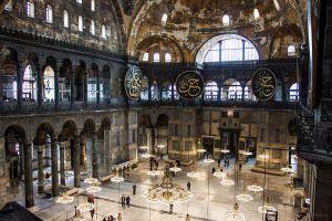 Hagia Sophia u Konstantinopolju4