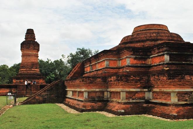 Буддизм, Muara Takus
