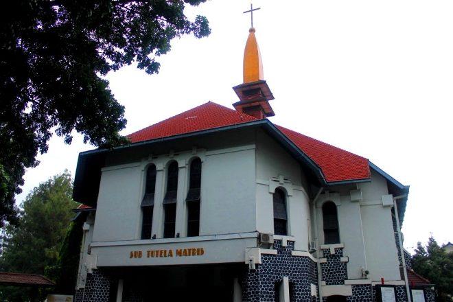 Католический Собор Пресвятой Девы Марии (Семаранг)