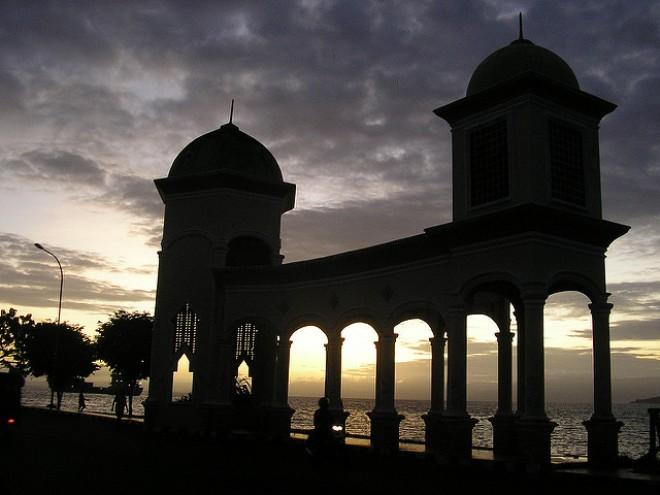 Центральная мечеть Тернате