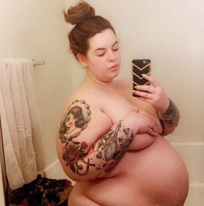8 месяцев назад Тесс родила второго ребенка
