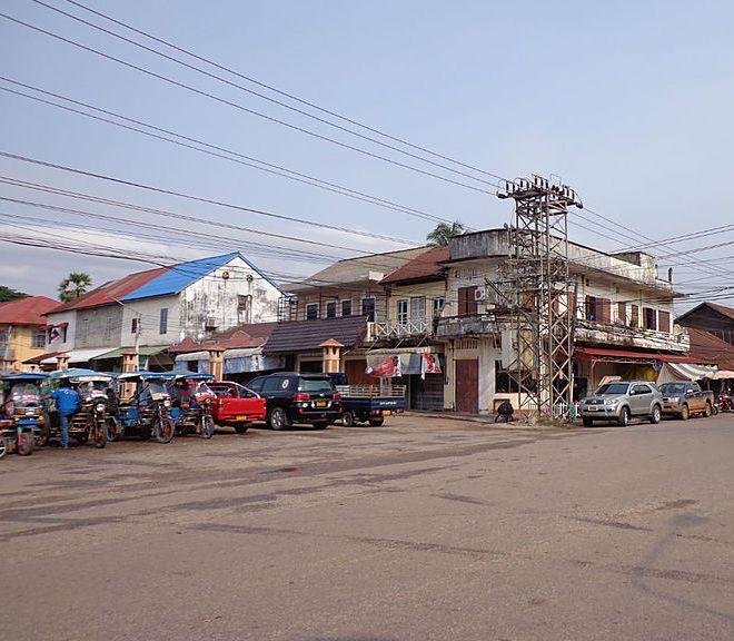 Транспорт Тхакхэка