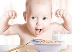 Kaj je treba hraniti otroka v 11 mesecih