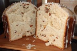 Александријско тесто у хлебу