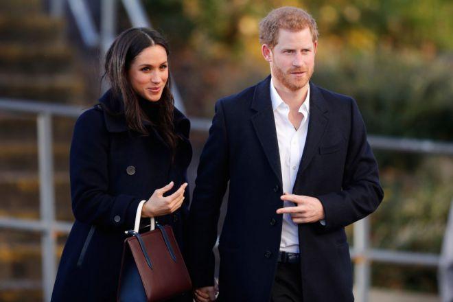 Меган и Гарри просят не дарить им на свадьбу подарки