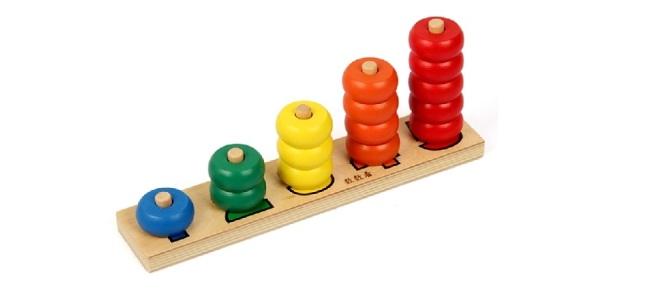 Montessori igračke