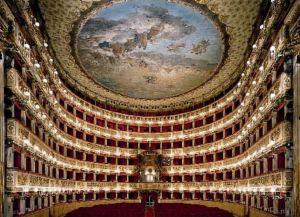 Зрительный зал Большого театра Женевы