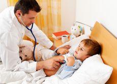 otroška temperatura 4 dni brez simptomov