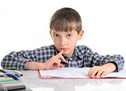 dlaczego dziecko źle się uczy