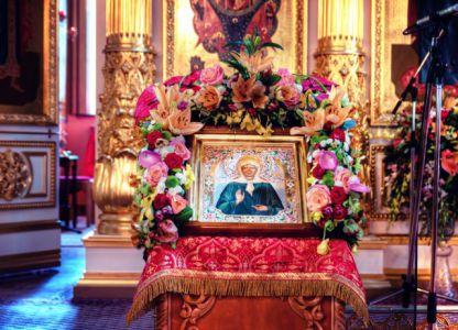Cerkev sv. Matrona v Moskvi