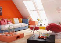 Połączenie kolorów we wnętrzu - wallpaper2