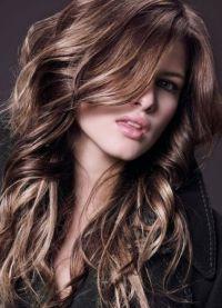 ombre efekt spálených vlasů 2